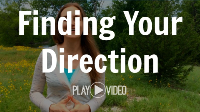 Finding Your Direction