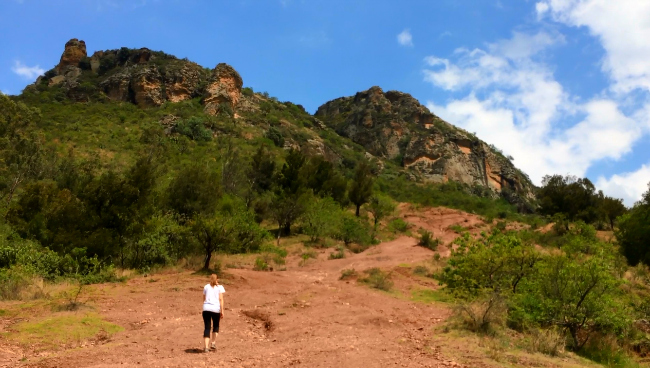 Hike to La Bufa