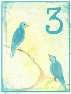 Birds 3 by Melanie Jade Rummel