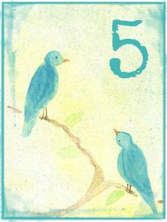 Birds 5 by Melanie Jade Rummel