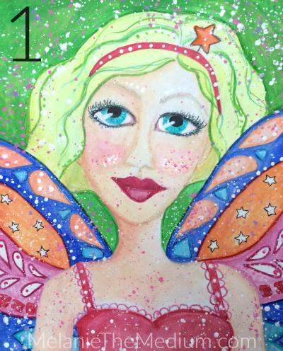 Fairy 1 by Melanie Jade Rummel