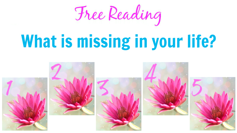 free-reading-what-is-missing-in-your-life-by-melanie-the-medium