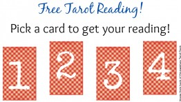 Free Tarot Reading: Pick a Card to Get a Message!