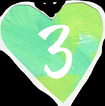Heart 3 by Melanie Jade Rummel