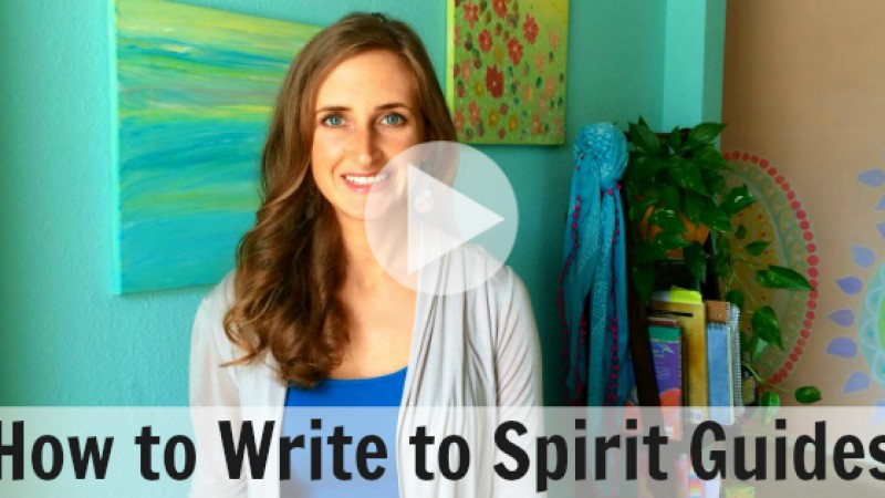 How to Write to Spirit Guides fb