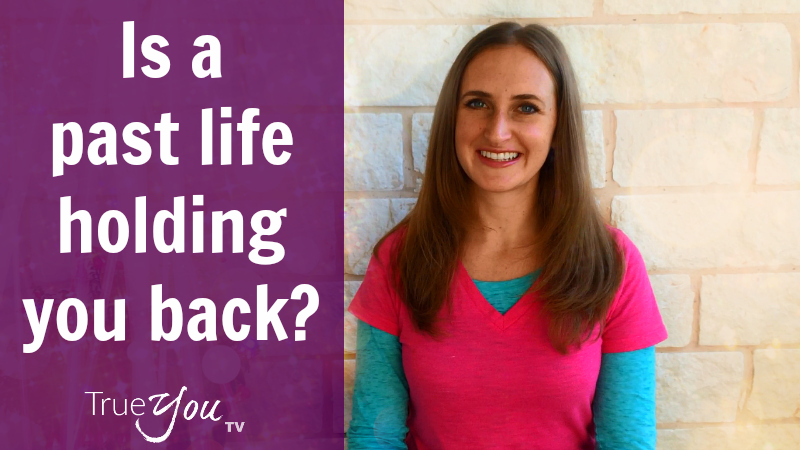 Is a past life holding you back by Melanie the Medium