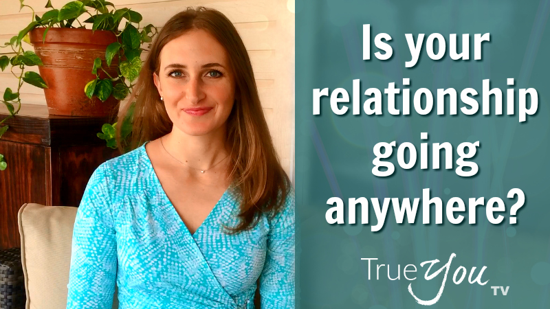 Is your relationship going anywhere - Melanie the Medium 800