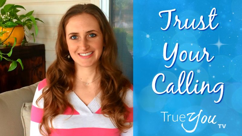 Trust Your Calling by Melanie The Medium 800