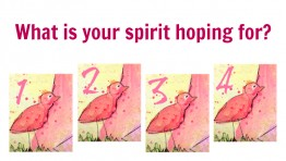 Free Reading! What is your spirit hoping for?