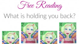 Free Reading: What's Holding You Back?