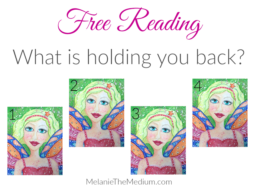 Free Reading: What's holding you back