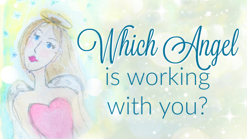 Which Angel is Working With You