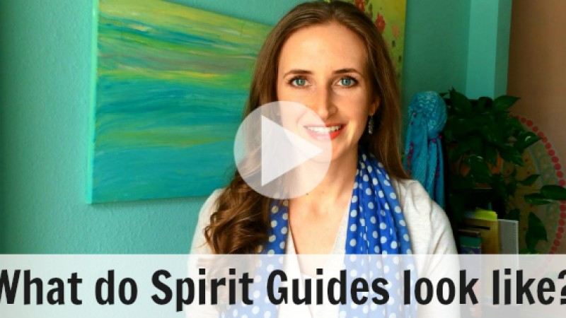 fb What do spirit guides look like