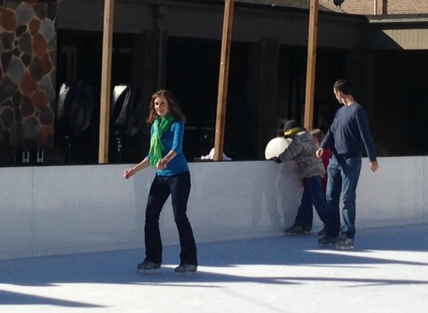 Ice Skating Anatole