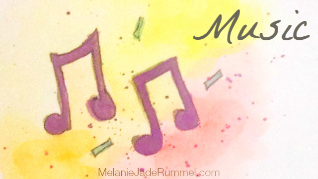 Music by Melanie Jade Rummel