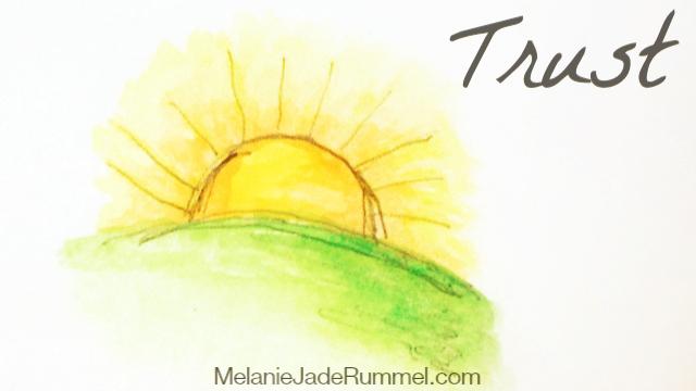 Trust by Melanie Jade Rummel