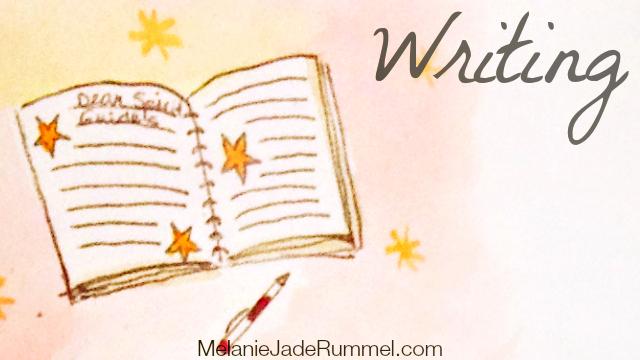 Writing by Melanie Jade Rummel