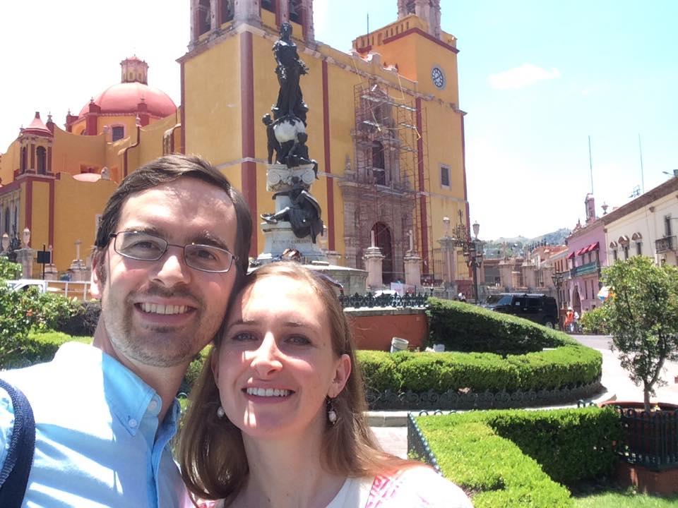Guanajuato Centro with Mark and Melanie Rummel