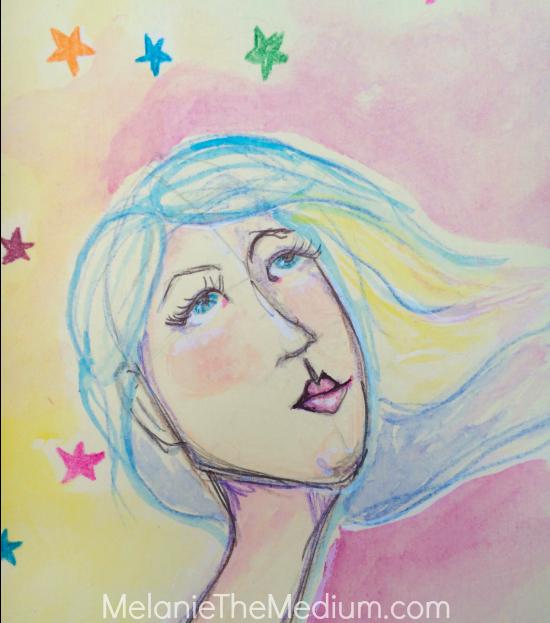 The dreamer within by Melanie Jade Rummel