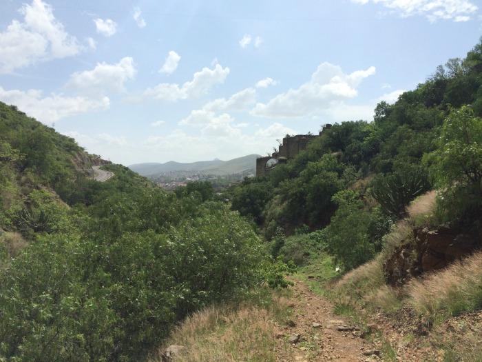 Hiking Guanajuato Mexico 1