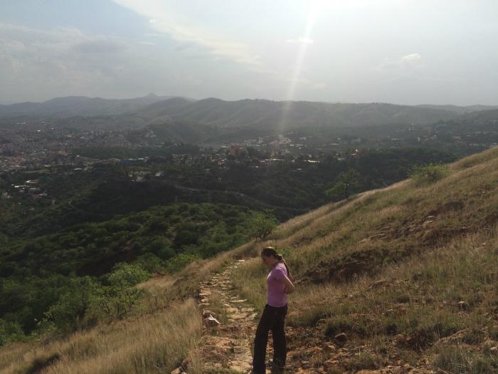 Hiking Guanajuato Mexico 2