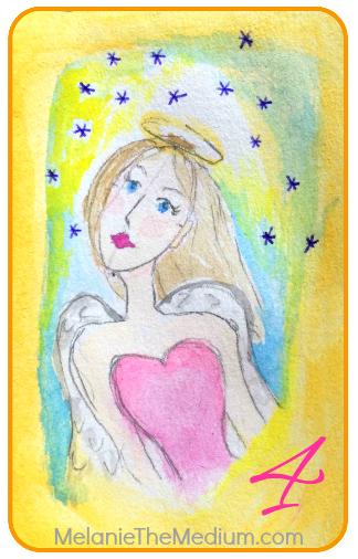 Angel card 4