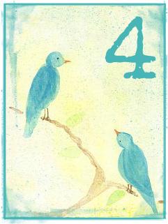 Birds 4 by Melanie Jade Rummel