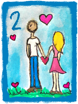 Couple 2 by Melanie The Medium