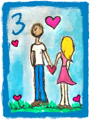 Couple 3 by Melanie The Medium