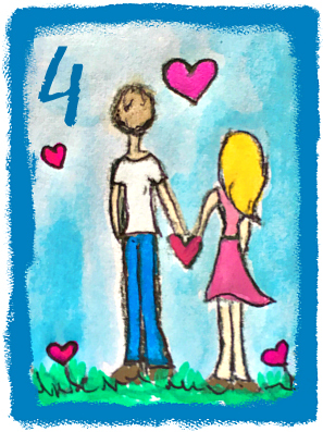 Couple 4 by Melanie The Medium