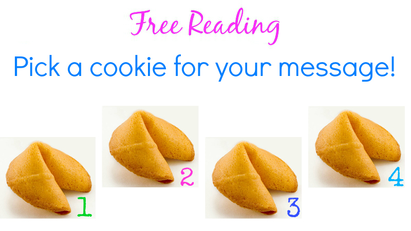 Pick a cookie for your message!