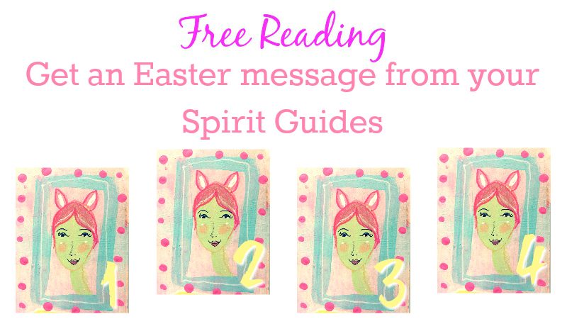 Free Reading Easter message from Melanie The Medium
