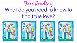 Free Reading: What do you need to know to find true love?