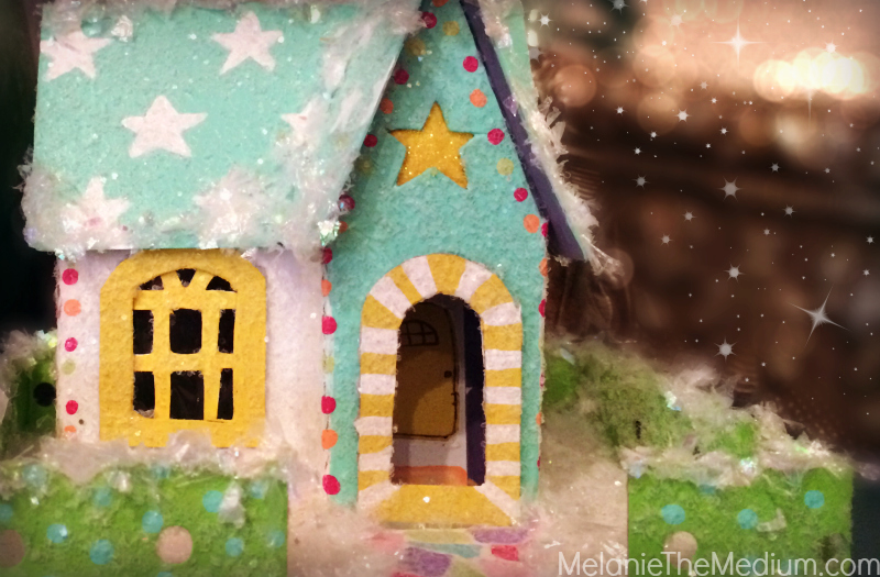 Glitter house - Reading Update - Celebrating Caroline's New Home