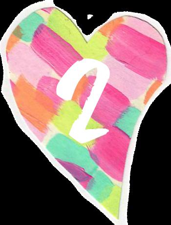 Heart 2 by Melanie Jade Rummel