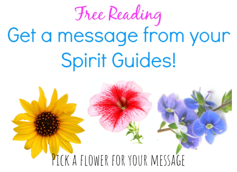 Message-from-Spirit-Guides Flower