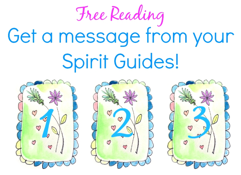 Free Psychic Reading Message from Spirit Guides