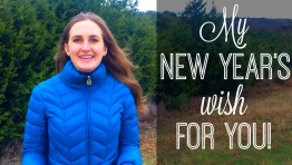 My New Year's Wish for You