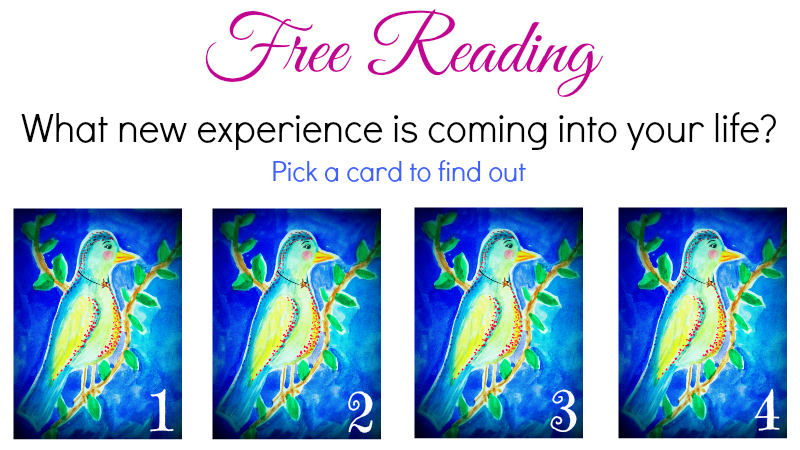 Free Reading: What new experience is coming into your life by Melanie Jade Rummel