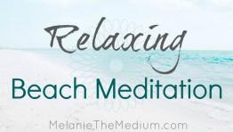 Meditation: Beach Relaxation