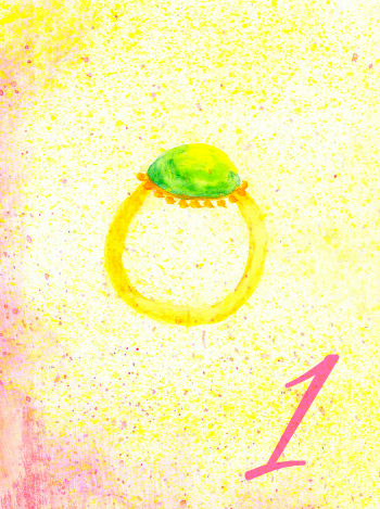 Free Reading - Get help making your decision Ring 1 by Melanie the Medium