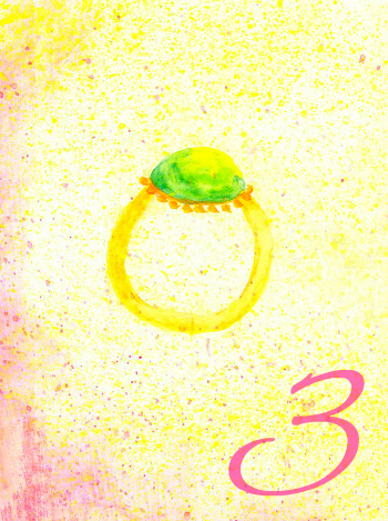 Free Reading - Get help making your decision Ring 3 by Melanie the Medium
