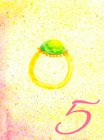 Free Reading - Get help making your decision Ring 5 by Melanie the Medium