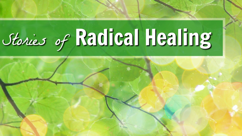 Stories of Radical Healing by Melanie The Medium