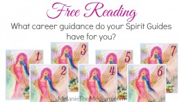 Free Reading: What career guidance do your Spirit Guides have for you?