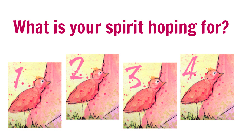 Free Reading - What is your spirit hoping for by Melanie The Medium