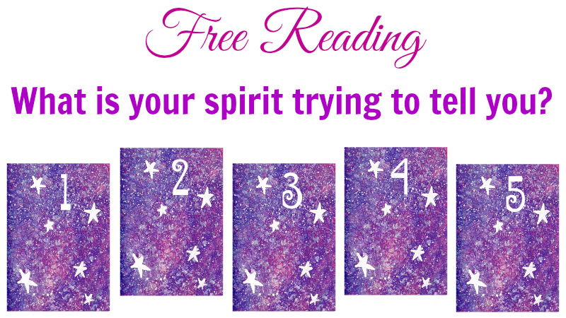 What is your spirit trying to tell you by Melanie Jade Rummel