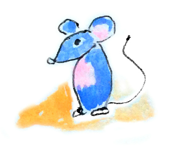 Free Reading - Which animal has a message for you Mouse by Melanie the Medium